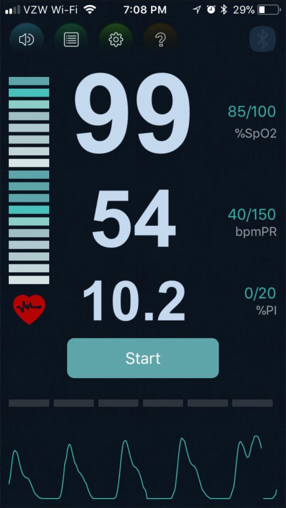 Jumper app screenshot